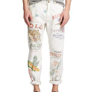 Polo Ralph Lauren The Graphic Carpenter Pants